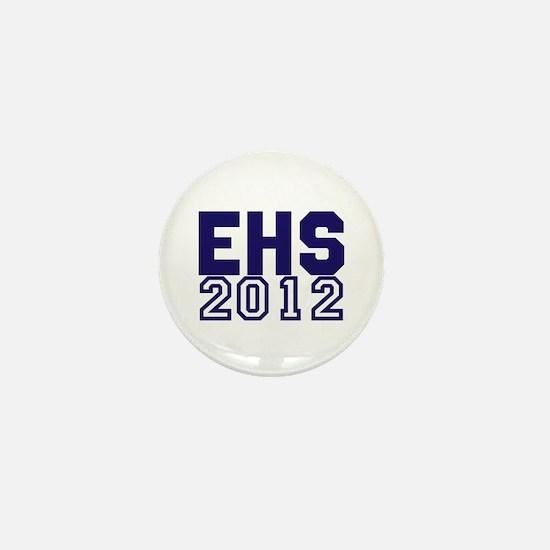 2012 Graduation Mini Button