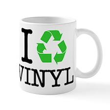 I Recycle Vinyl Mug