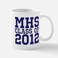2012 Graduation Small Small Mug