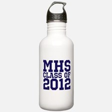 2012 Graduation Water Bottle
