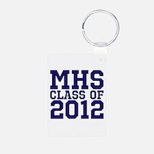 2012 Graduation Keychains