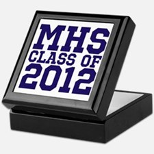 2012 Graduation Keepsake Box