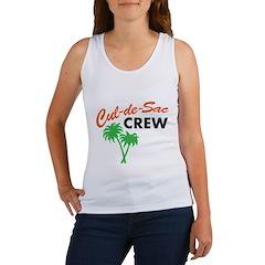 cul-de-sac crew Women's Tank Top
