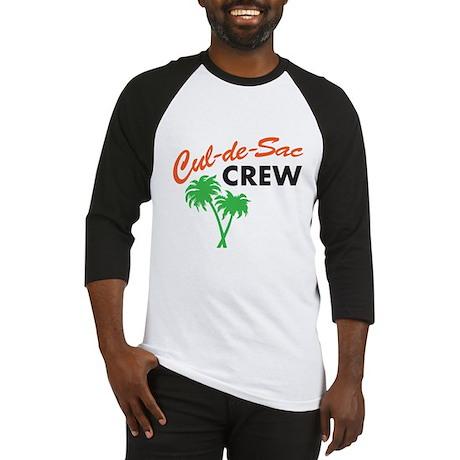 cul-de-sac crew Baseball Jersey