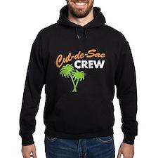 cul-de-sac crew Hoodie (dark)