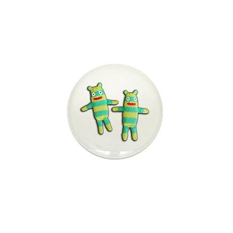 Bob-Jack Mini Button