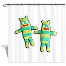 Bob-Jack Shower Curtain