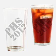 2012 Graduation Drinking Glass