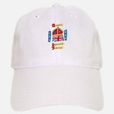 Official Diamond Jubilee Logo/Emblem Baseball Baseball Cap
