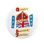 "Official Diamond Jubilee Logo/Emblem 3.5"" But"