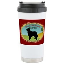 Bernese Travel Coffee Mug