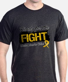 Ready Fight Appendix Cancer T-Shirt