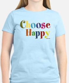 Choose Happy 01 T-Shirt