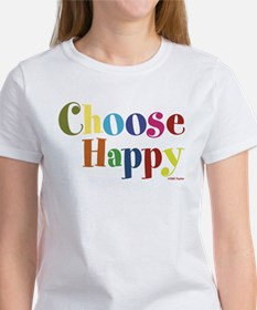 Choose Happy 01 Women's T-Shirt