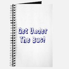 Get Under The Bus Journal