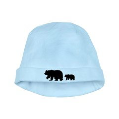 Bear Migration Icon baby hat