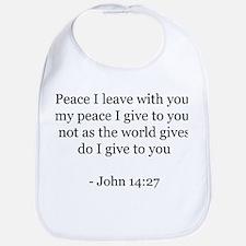 John 14:27 Bib