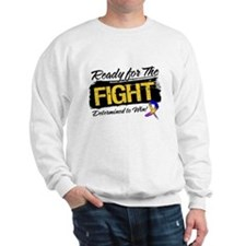 Ready Fight Bladder Cancer Sweatshirt