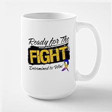 Ready Fight Bladder Cancer Mug