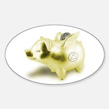 AA Pigs Fly - Decal