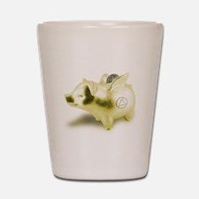 AA Pigs Fly - Shot Glass