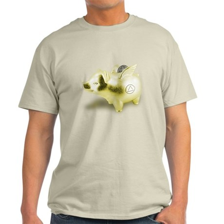 AA Pigs Fly - Light T-Shirt