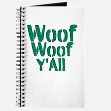 Woof Woof YAll Journal