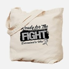 Ready Fight Brain Cancer Tote Bag