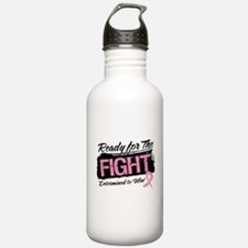Ready Fight Breast Cancer Water Bottle