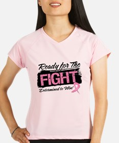 Ready Fight Breast Cancer Performance Dry T-Shirt