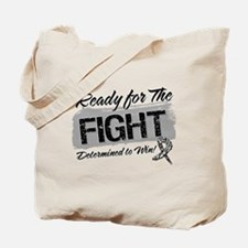 Ready Fight Carcinoid Cancer Tote Bag