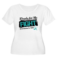 Ready Fight Cervical Cancer T-Shirt