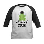 Class of 2020 Frog Kids Baseball Jersey