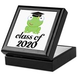 Class of 2020 Frog Keepsake Box
