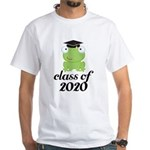 Class of 2020 Frog White T-Shirt