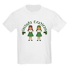 Irish Twins 2 Kids T-Shirt