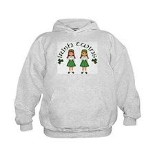 Irish Twins 2 Hoodie