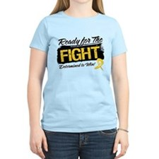 Ready Fight Childhood Cancer T-Shirt