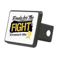 Ready Fight Childhood Cancer Hitch Cover
