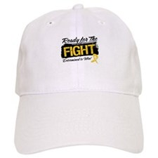 Ready Fight Childhood Cancer Baseball Cap
