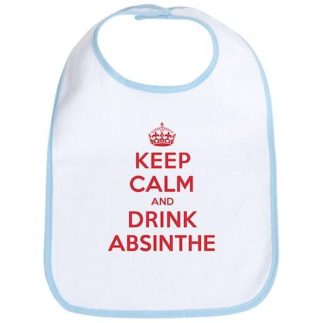 K C Drink Absinthe Bib