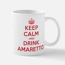 K C Drink Amaretto Mug
