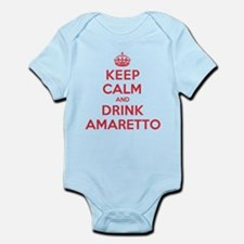 K C Drink Amaretto Infant Bodysuit