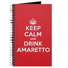 K C Drink Amaretto Journal