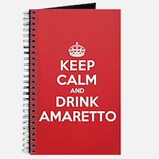 K C Drink Amaretto Journal