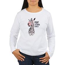 Flushing Zebra Long Sleeve T-Shirt