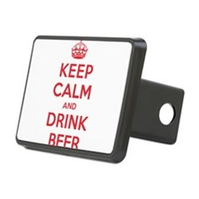 K C Drink Beer Hitch Cover