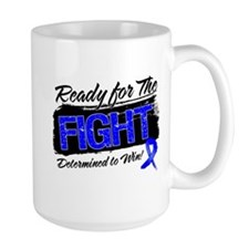 Ready Fight Colon Cancer Mug