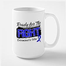 Ready Fight Colon Cancer Mug