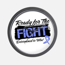 Ready Fight Esophageal Cancer Wall Clock